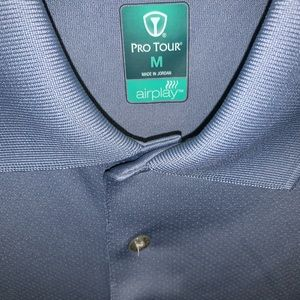 Pro Tour Shirts - NWT Men's Pro Tour golf shirt - Medium